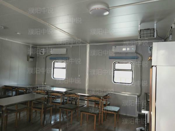 拼接野营房双拼餐厅「价格,报价,厂家」