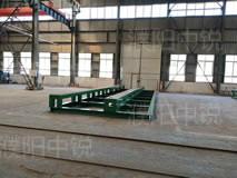 野营房组装焊接平台