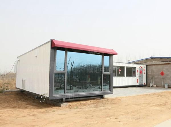 野外生活住宿营房